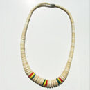 Short Necklace Made with Amazon Seeds