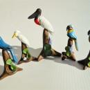 Clay Pantanal Birds