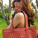 Red Thai Tote Bag