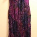 Casual Summer Dress - Sleeveless/Blue