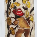 Batik of Cacao Grower